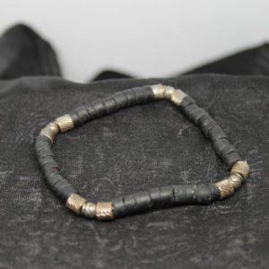 accessoire bracelet noir 22 frip in shop