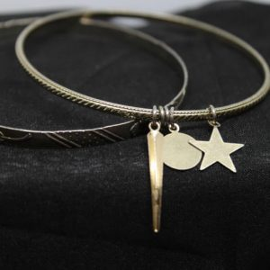 accessoire bracelet vintage etoile 13 frip in shop