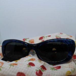 accessoire vintage lunette de soleil look bleu 15 frip in shop