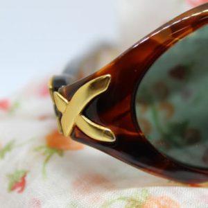 accessoire vintage lunette ecailles 13 frip in shop detail