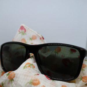 accessoire vintage lunette noir prada 12 frip in shop face