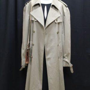 trench vintage femme beige frip in shop