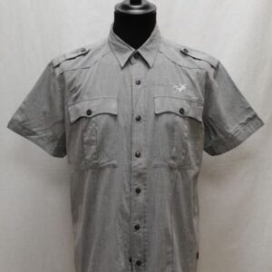 chemise toile grise g star frip in shop