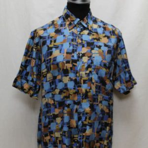 chemise vintage graphique annee 80 frip in shop