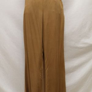 pantalon vintage marron beige roberta biagi frip in shop