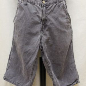short bermuda gris bleu carhartt frip in shop
