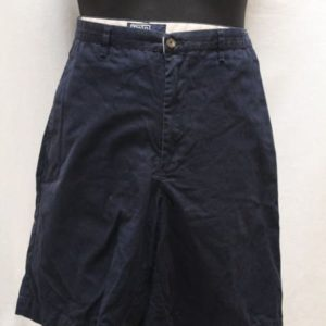 short cargo bleu marine ralph lauren frip in shop