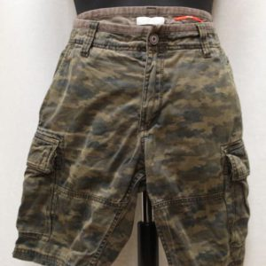 short cargo camouflage s oliver frip in shop