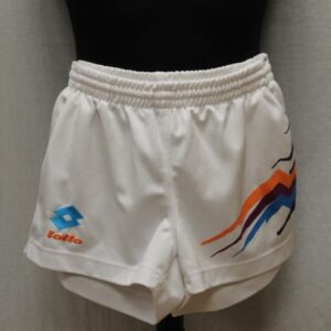 short sportswear blanc lotto frip in shop