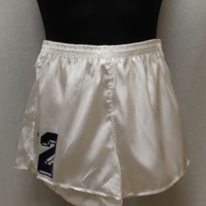 short sportswear blanc satine numero 12 frip in shop