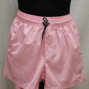 short vintage rose bonbon armani jean frip in shop