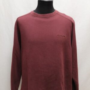 sweat bordeaux columbia frip in shop