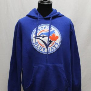 sweat sportswear capuche bleu toronto blue jays frip in shop