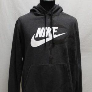 sweat sportswear capuche noir camouflage nike frip in shop