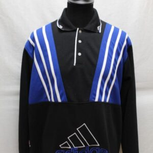 sweat sportswear noir blanc bleu adidas frip in shop