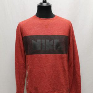 sweat sportswear rouge chine nike frip in shop