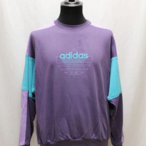 sweat sportswear taupe violet adidas frip in shop