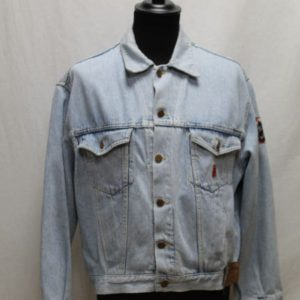 veste vintage unisexe jean clair uniform frip in shop