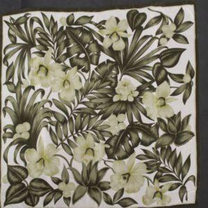 foulard vintage jungle frip in shop