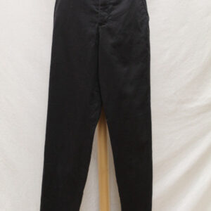 pantalon vintage toile noir dockers frip in shop