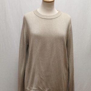 pull leger lurex dore guess frip in shop
