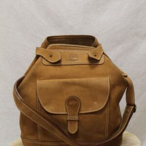 sac bandouliere daim beige timberland frip in shop