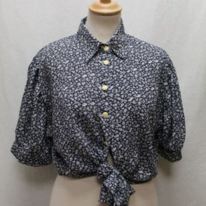 top vintage court a nouer liberty frip in shop