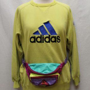 banane sportswear vintage multicolore frip in shop