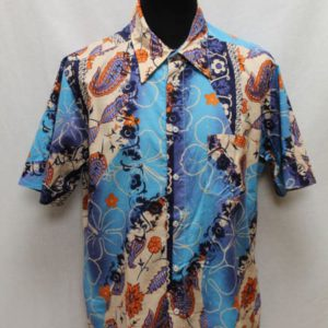 chemise vintage hawai hugo boss frip in shop