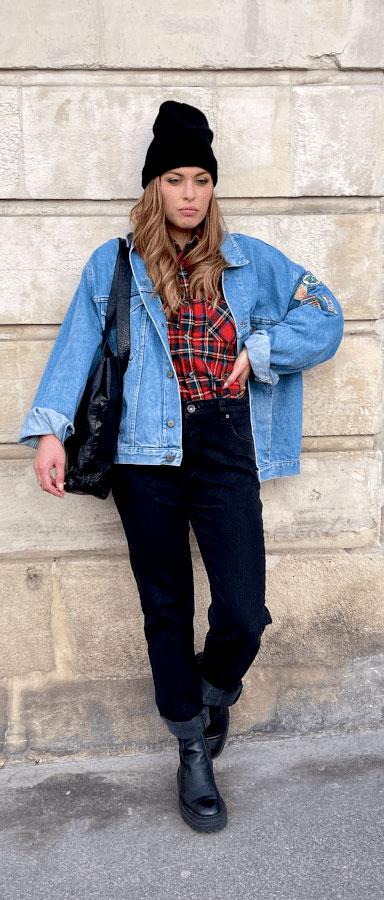 photoshoot-laurine-chemise-bucheron-frip-in-shop