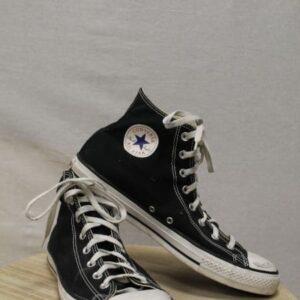 chaussures converse noir frip in shop