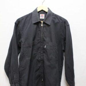 chemise levis noir zip frip in shop
