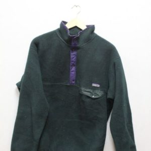 polaire patagonia vert frip in shop
