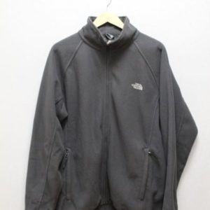 polaire the north face gris frip in shop