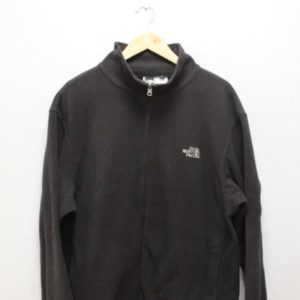 polaire the north face noir frip in shop