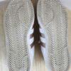 baskets adidas superstar blanches dores semelle frip in shop