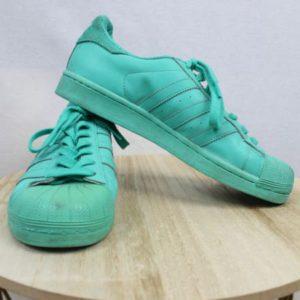 baskets adidas vert eau frip in shop