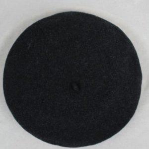 beret gris fonce frip in shop