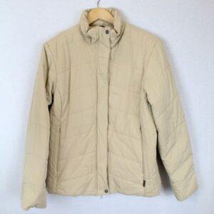 manteau invicta beige frip in shop