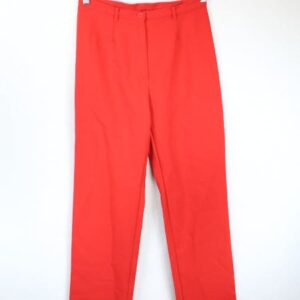 pantalon rouge united colors of benetton frip in shop