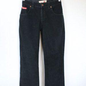 pantalon velours cotele noir dickies frip in shop