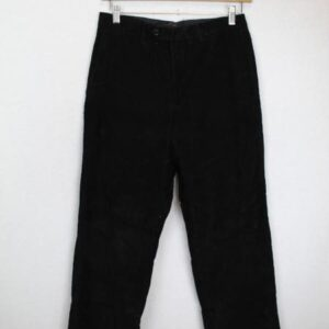 pantalon velours noir frip in shop