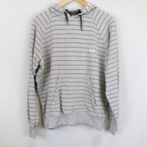 sweat fred perry rayures frip in shop