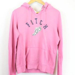 sweat rose abercrombie frip in shop