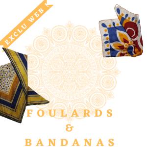 Catégorie accessoires foulards Frip in shop