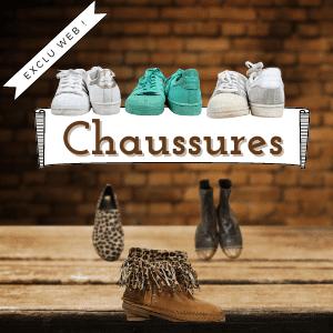 Catégorie Femme chaussures Frip in shop