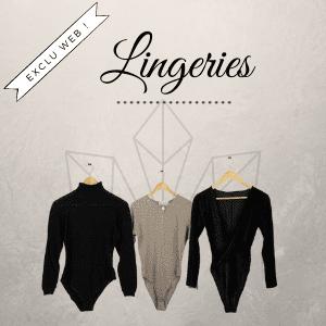 Catégorie Femme lingeries Frip in shop
