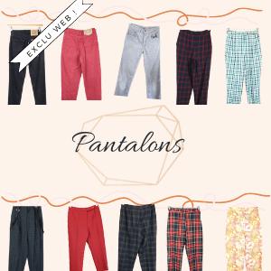 Catégorie Femme pantalons Frip in shop